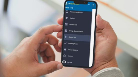 An intelligent app to teach people energy efficiency